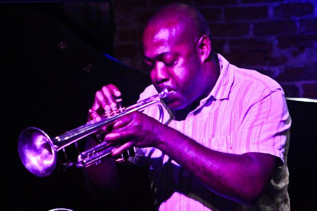 Thad Wilson, trumpet